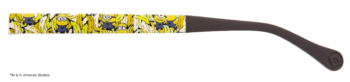 「Zoff × MINION DAILY LINE」のバナナ(外側)