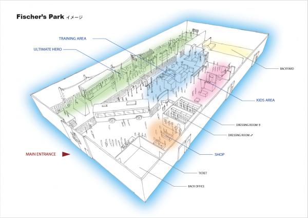 「フィッシャーズパーク」のイメージ