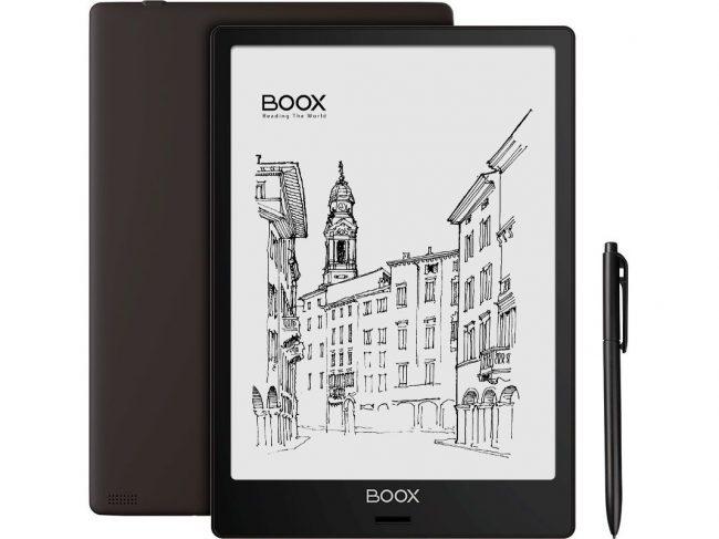 Einkパネル搭載の10.3インチAndroidタブレット「BOOX Note 10.3」が発売!