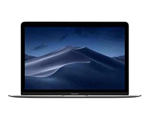 「MacBook 12インチ 2017年モデル」の前面