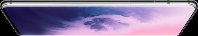 「OnePlus 7 Pro」のディスプレイ