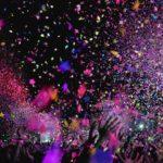 コンサート会場の写真