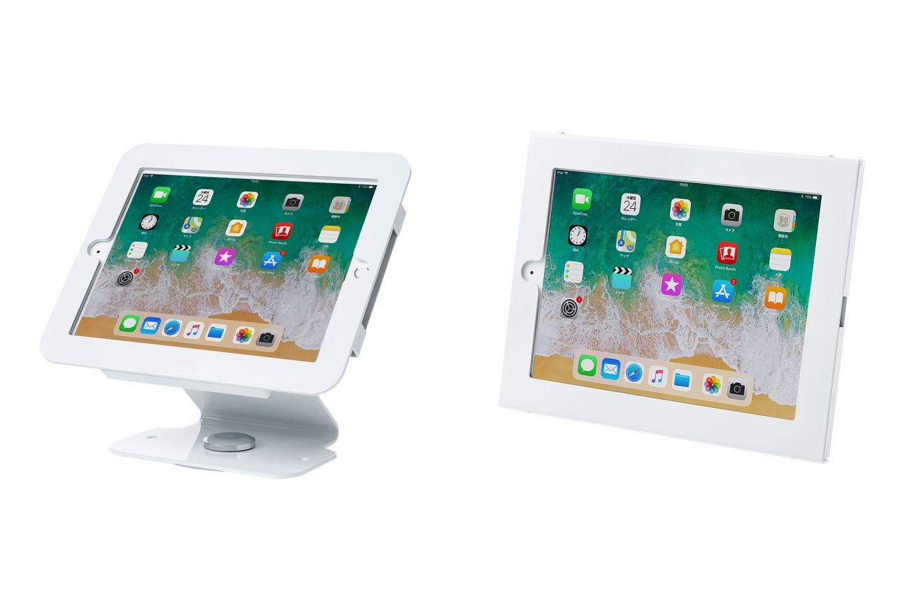 iPad用スタンドケース「CR-LASTIP25W」「CR-LASTIP26W」が発売!