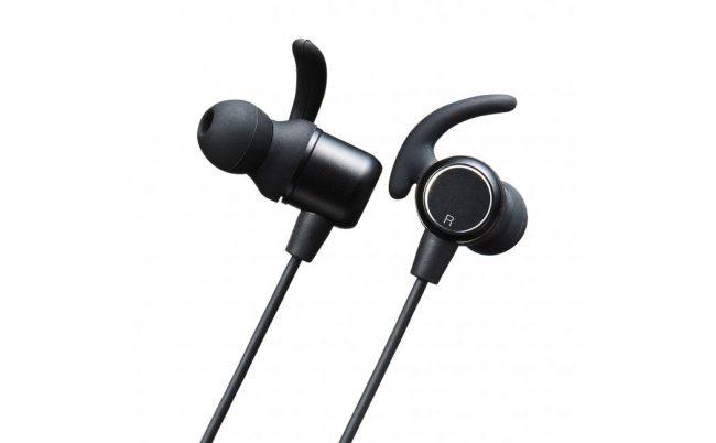 Bluetoothワイヤレスイヤホン「MM-BTSH36BK」が低消費電力で便利!6時間連続再生可能