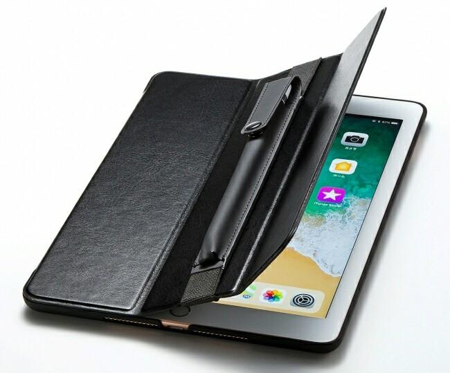 Apple PencilをiPadに取り付けて持ち運べる収納ケース「PDA-TABPEN」が便利!