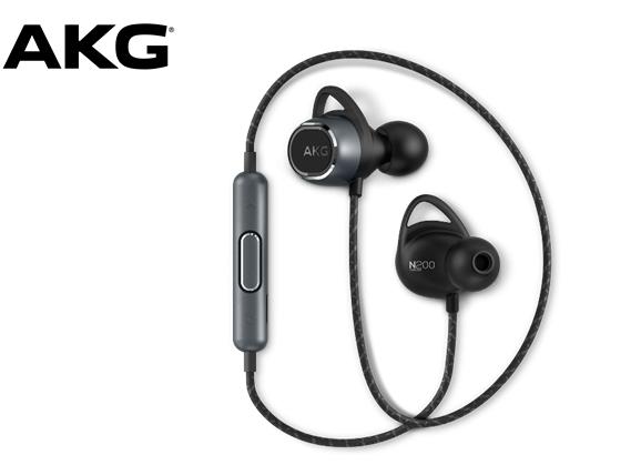 AKG、初のBluetooth専用カナルイヤホン「AKG N200 WIRELESS」を発売