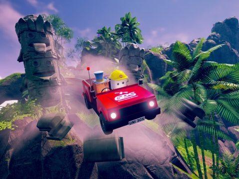 NintendoSwitch向けゲーム「Unbox: Newbie's Adventure」が発売!