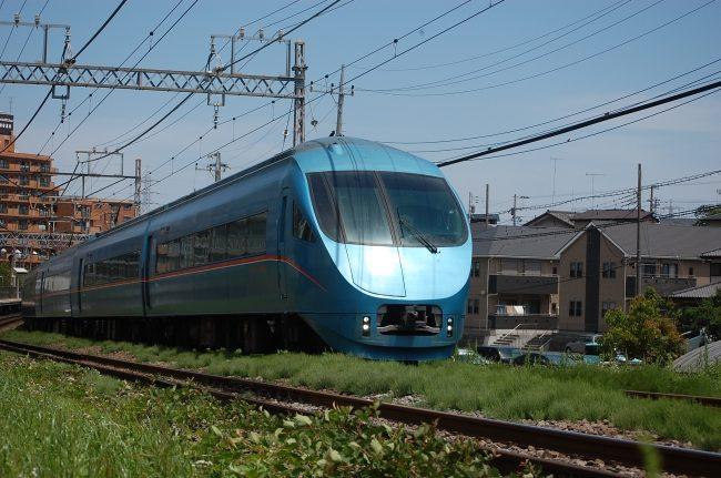 特急ロマンスカーふじさん号の臨時列車が7月から9月まで運行決定!