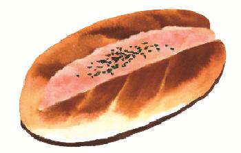 めんたいポテト