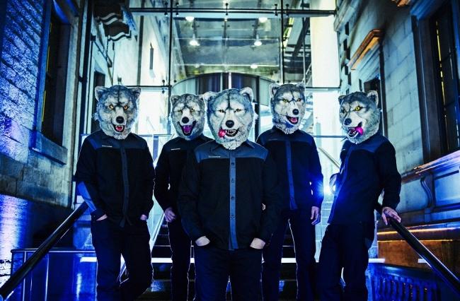 マンウィズの「Break the Contradictions」が新日本プロレステーマソングに