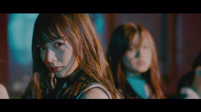 「日常」のミュージックビデオのダンスシーン