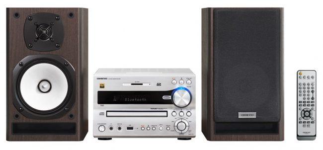 オンキョー、ハイレゾ対応CD/SD/USBレシーバーシステム「X-NFR7FX(D)」を発売!