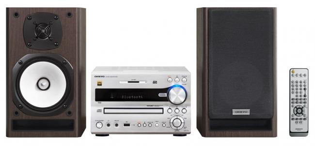 オンキヨー、ハイレゾ対応CD/SD/USBレシーバーシステム「X-NFR7FX(D)」を発売!