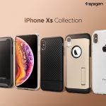 SpigenがiPhone XS/XS Max/XR用ケースを発売!40%オフキャンペーンも開催