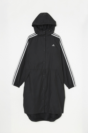 W BACKLOGO WIND JACKET MSY(BLK)
