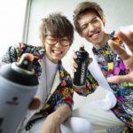 2ndアルバム「BE BOY」のキービジュアル