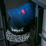 「Levi`s」と「ニューエラ」がコラボしたキャップが新登場!