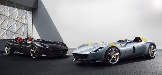 フェラーリが新型「Ferrari Monza SP1/SP2」を発表!スポーツカー技術を備えた最新モデル