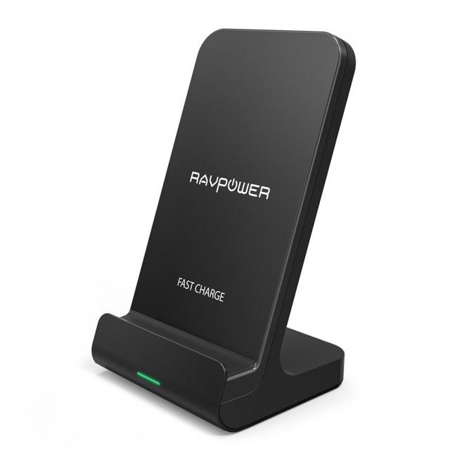 2つのコイルを搭載したワイヤレス充電器「RP-PC068」で充電が快適に!
