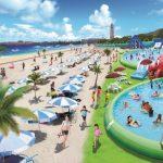 ハウステンボスに「4大ウォーターパーク」がオープン!今年は真っ白な砂浜も登場