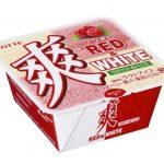 アイス「爽」に「RED&WHITE(ラズベリー&バニラ)」が登場