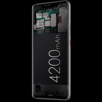 「HUAWEI Mate 20 Pro」のバッテリー