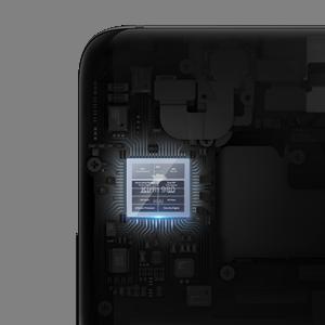 「HUAWEI Mate 20 Pro」のチップセットのイメージ