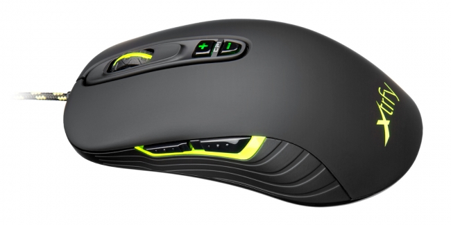 M2 両手用 左右対称 ゲーミングマウス