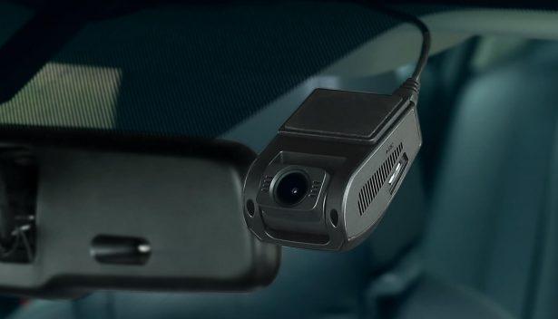 「ドライブレコーダーDR02」の設置イメージ
