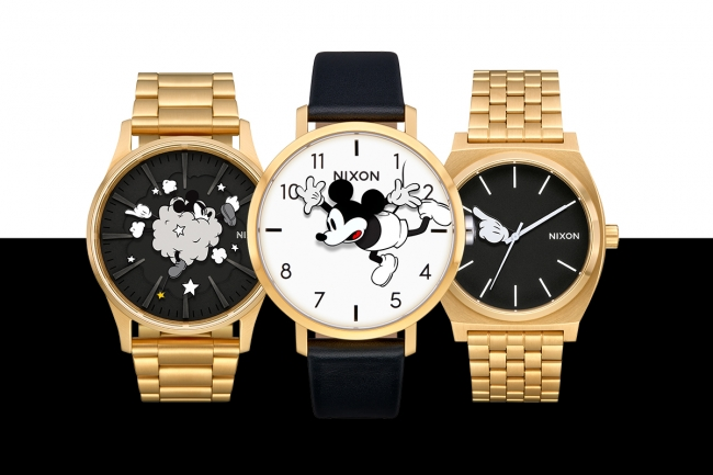 「THE MICKEY MOUSE 90TH ANNIVERSARY Collection」の一部ラインナップ