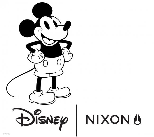 NIXONがミッキーマウス生誕90周年記念アイテムを発売!ディズニーとコラボ