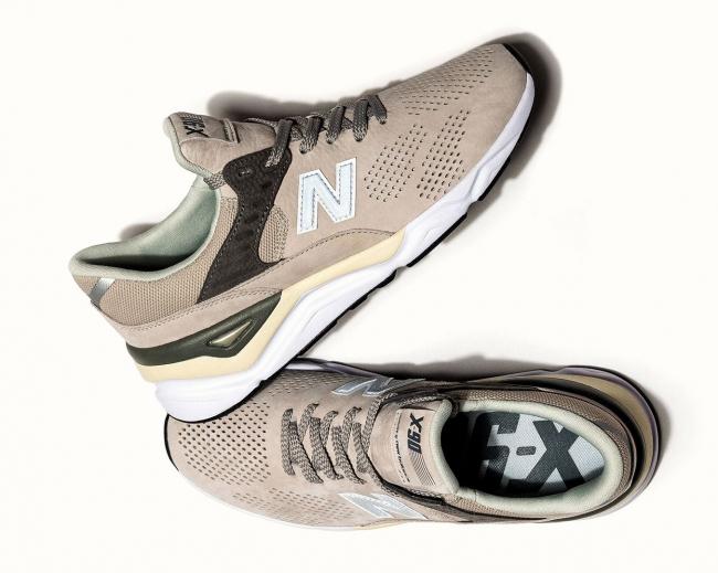 ニューバランスが新モデルのシューズ「X-90」を発売!イノベーションとクラシックスタイルの融合