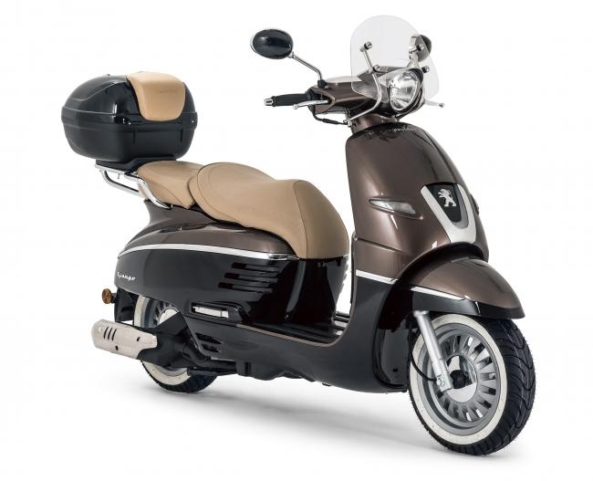 プジョーのスクーター「ジャンゴ」「スピードファイト」が日本でも発売