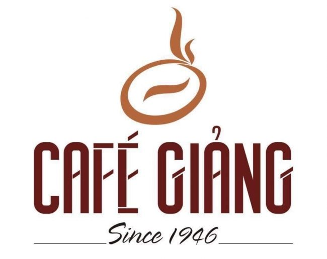 「CAFE GIANG」のロゴ