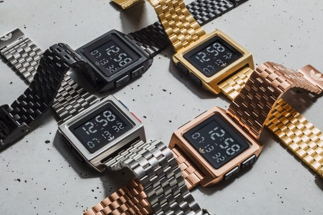 adidas Originalsの「adidas watches」に「ARCHIVE_M1」が新登場!