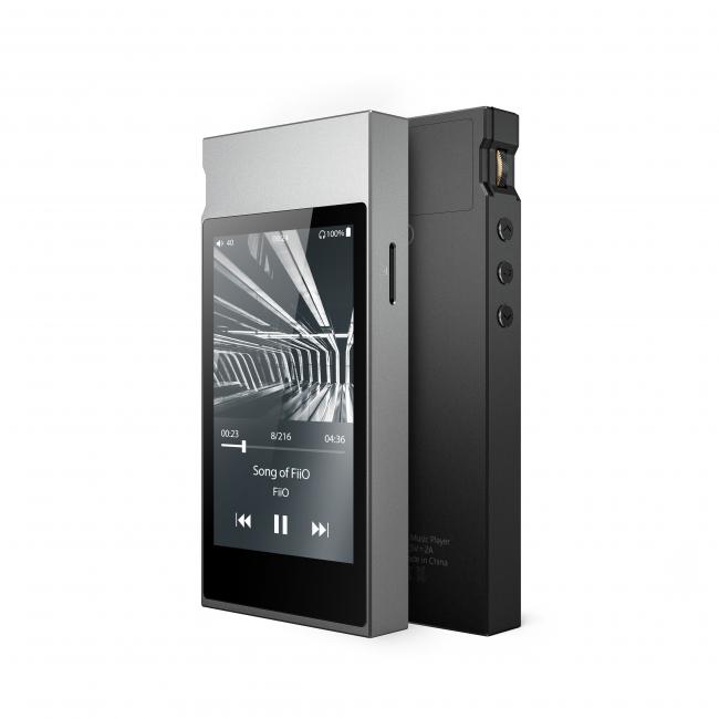 デジタルオーディオプレーヤー「M7」