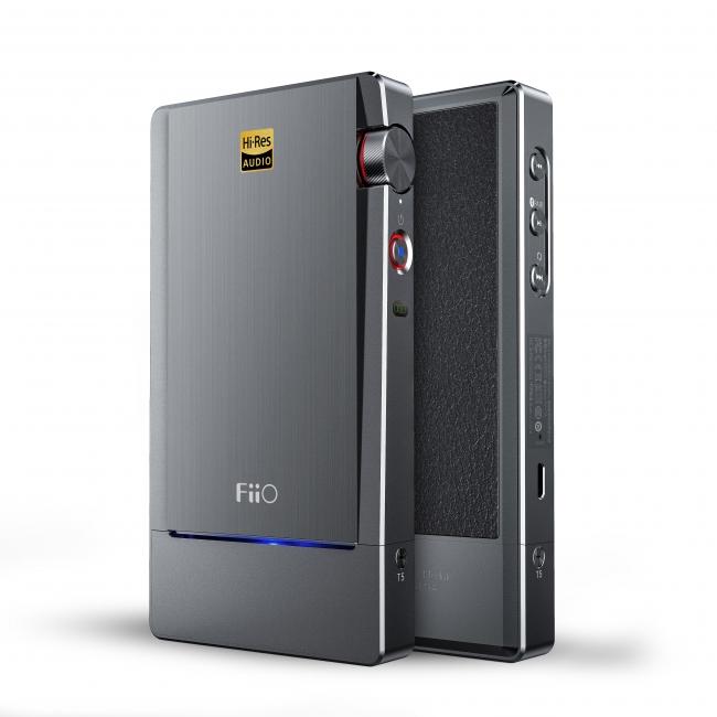 USB DAC内蔵ポータブルヘッドホンアンプ「Q5」