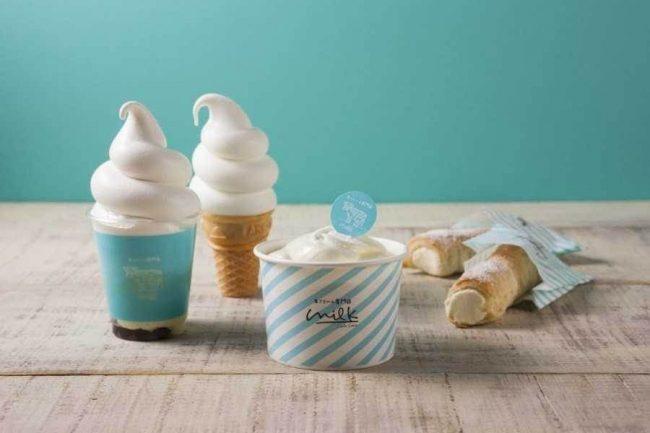 話題の生クリーム専門店「ミルク」が渋谷マルイにオープン決定!