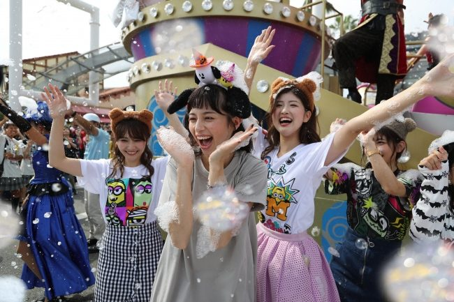 USJ、こわかわハロウィーンの『フェスタ・デ・パレード』をお披露目!