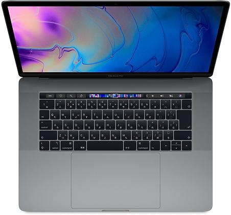 2019年モデル「MacBook Pro 15インチ」