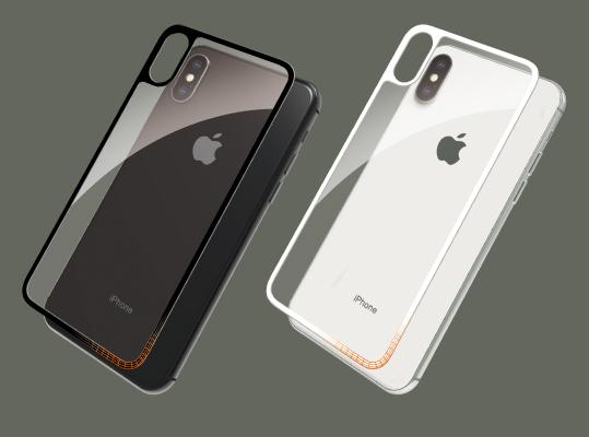 iPhoneXの背面を保護する「FLEX 3D 背面複合フレームガラス」が新登場