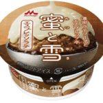 新アイス「蜜と雪 エスプレッソラテ」が発売!濃厚なのに飽きずに食べられる