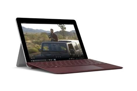 「Surface Go」本体