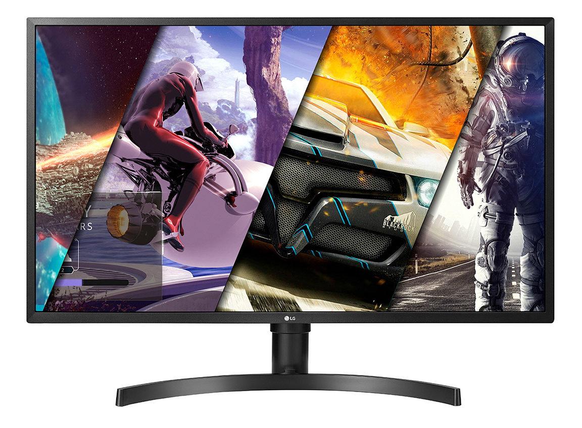 LGが4K HDR対応の31.5インチ大画面モニター「32UK550-B」を発売!