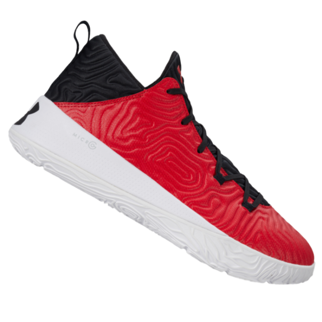 UA ニホン3(Red / White / Black)