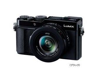 パナソニック、タッチパネルを搭載したコンデジ「LUMIX DC-LX100M2」を発売!