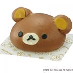 ローソン、リラックマの中華まん「リラックまん(チョコレート味)」を発売!