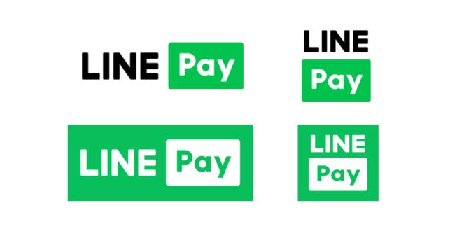 新デザインの「LINE Pay」ロゴ一覧