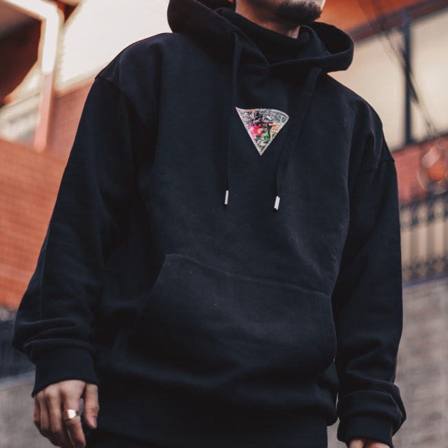 GUESS HOODIES_CHRIS COLLECTION