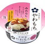 井村屋が「やわもちアイス みたらし」を期間限定発売!専門店のようなソース